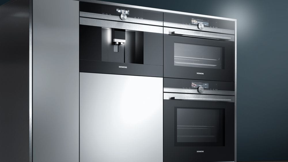 Siemens Built-In Appliances 2019 Collection