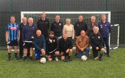 Fylde Coasters Walking Football Club